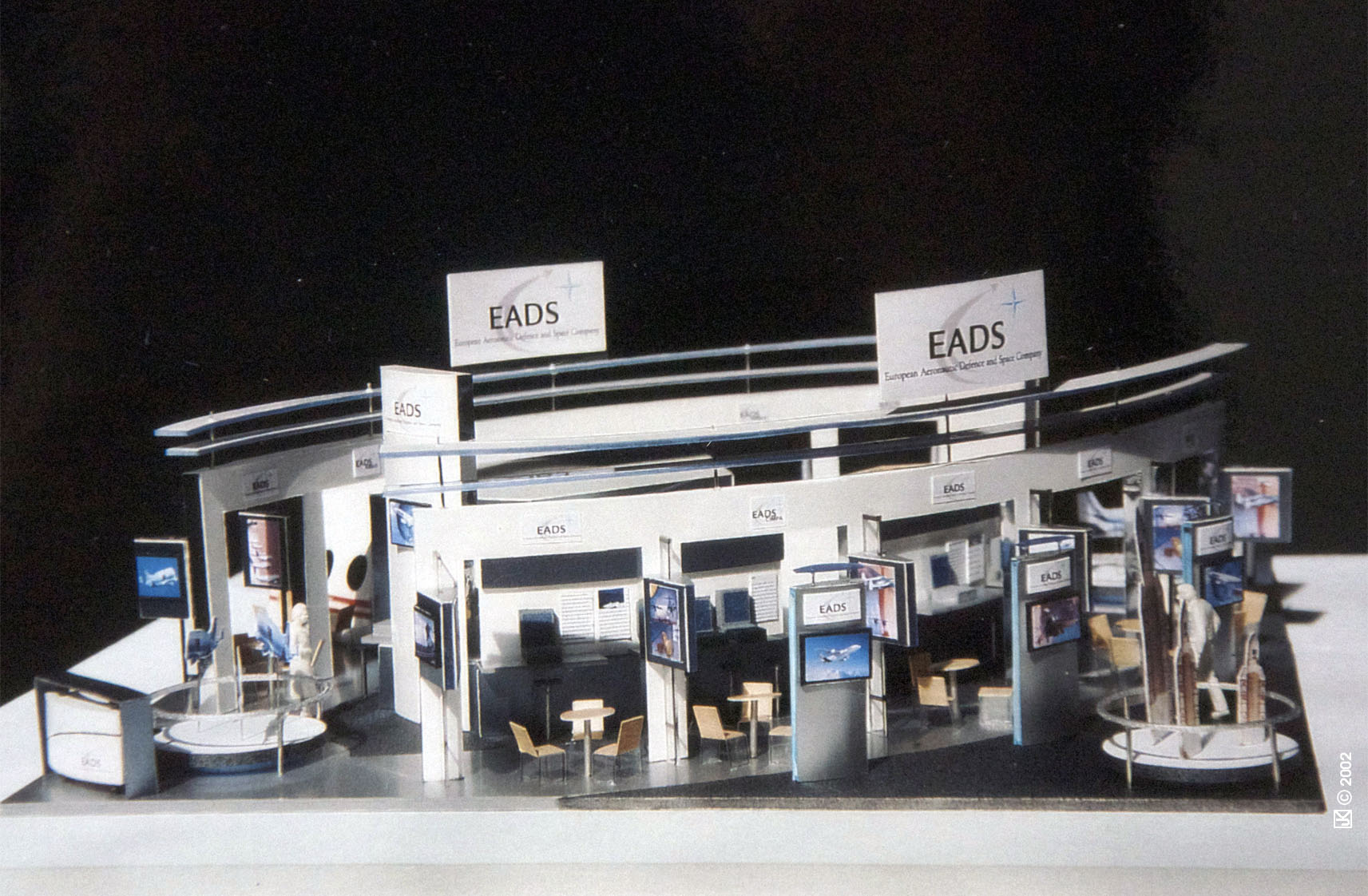 Stand Eads Salon Sitef Toulouse