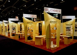 Stand Globex Salon Silmo Paris