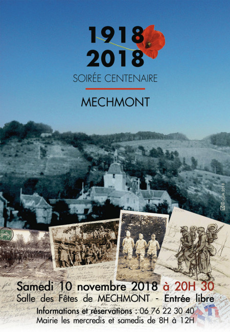 Commémoration Mechmont